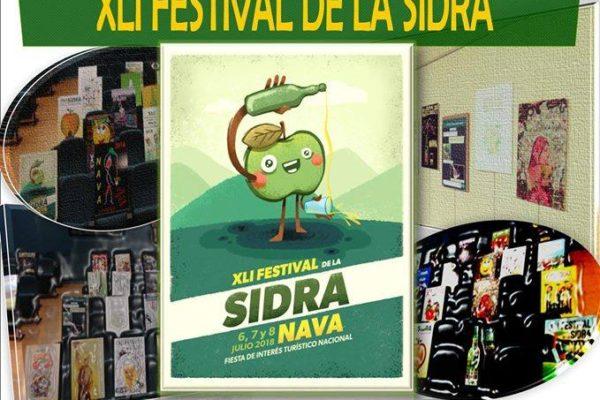 Exposicion Concurso Carteles Festival 2018